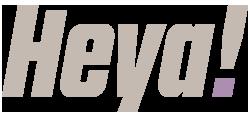 Heya! Logo